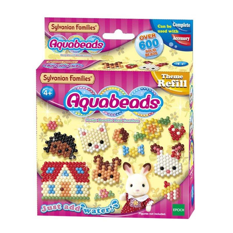 Image of   Aquabeads Perler - Aquabeads Sylvanian Families - Refill