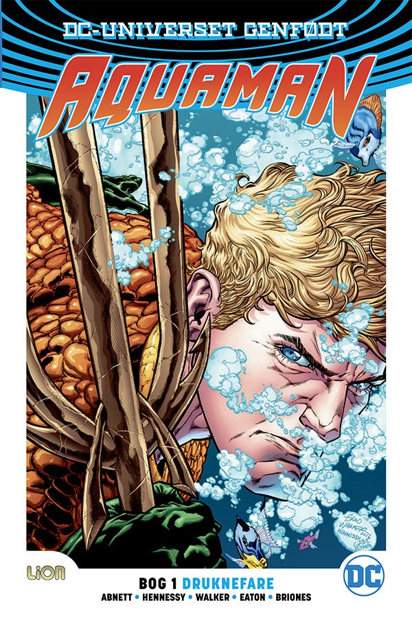 Image of   Aquaman - Walker - Tegneserie