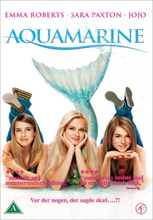 Image of   Aquamarine - DVD - Film