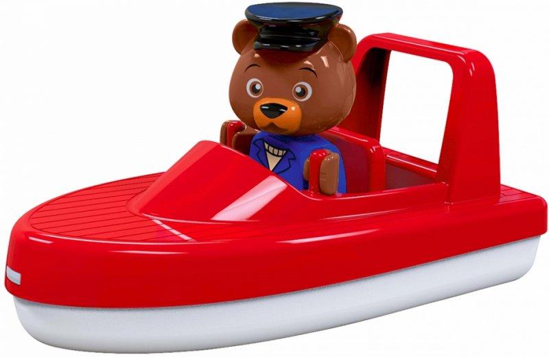 Image of Aquaplay - Speedbåd Med Figur - 251