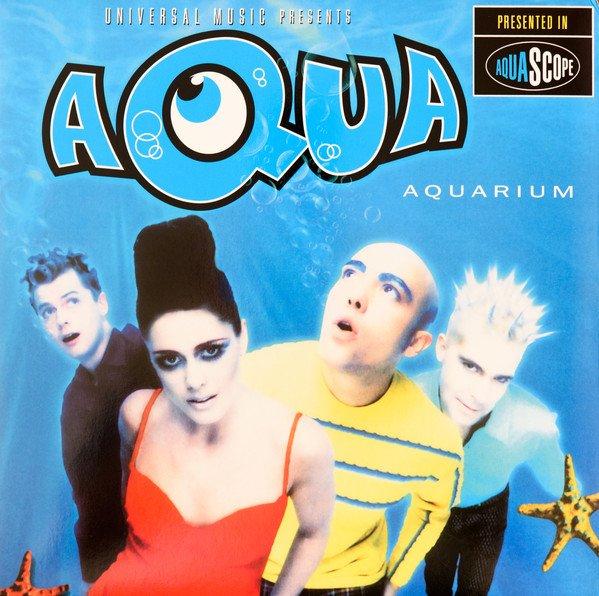Image of   Aqua - Aquarium - CD