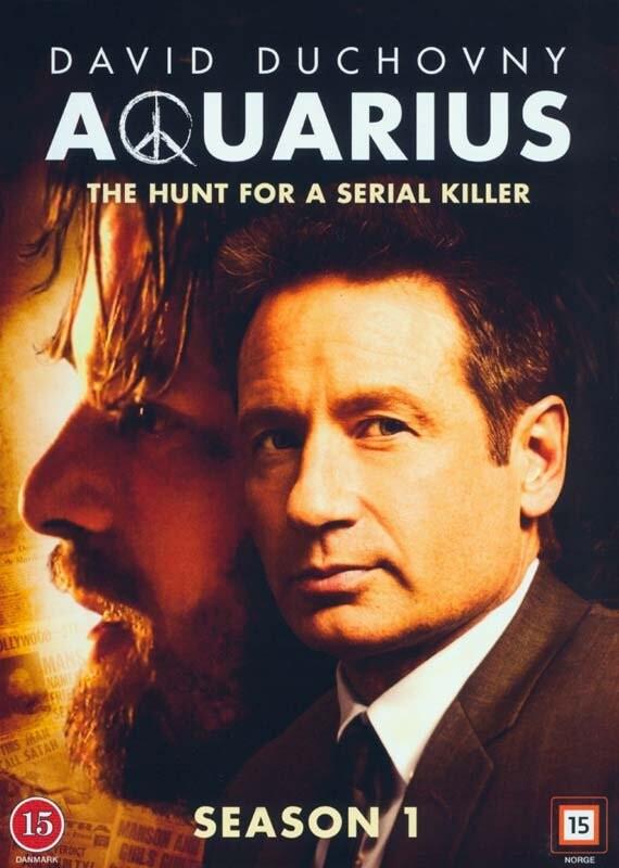 Image of   Aquarius - Sæson 1 - DVD - Tv-serie