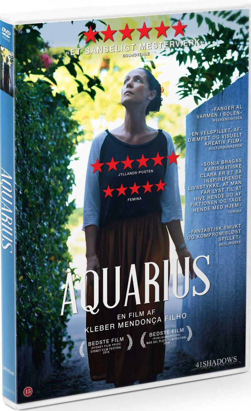 Image of   Aquarius - DVD - Film