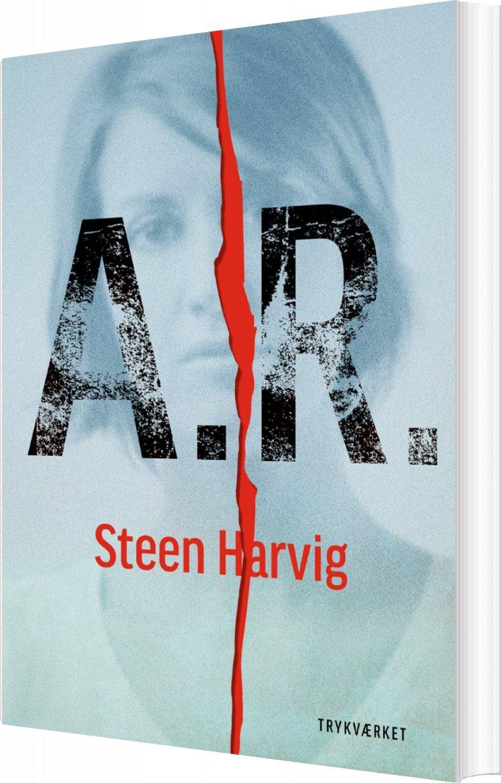 Image of   A.r - Steen Harvig - Bog