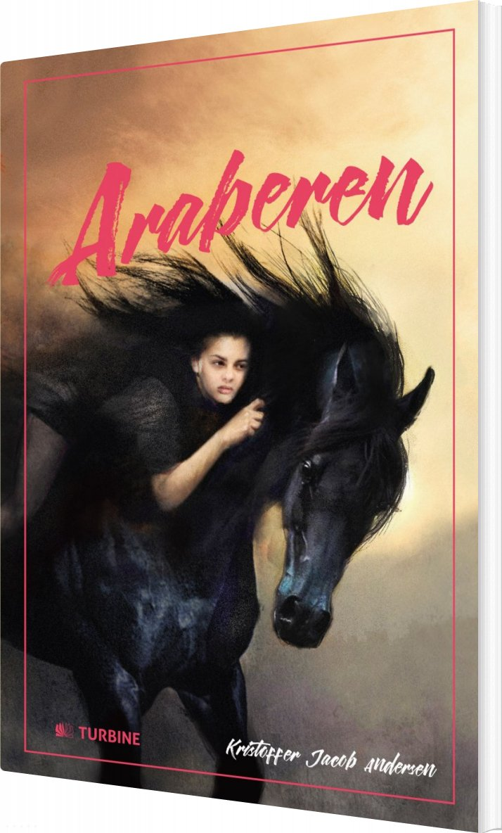 Image of   Araberen - Kristoffer Jacob Andersen - Bog