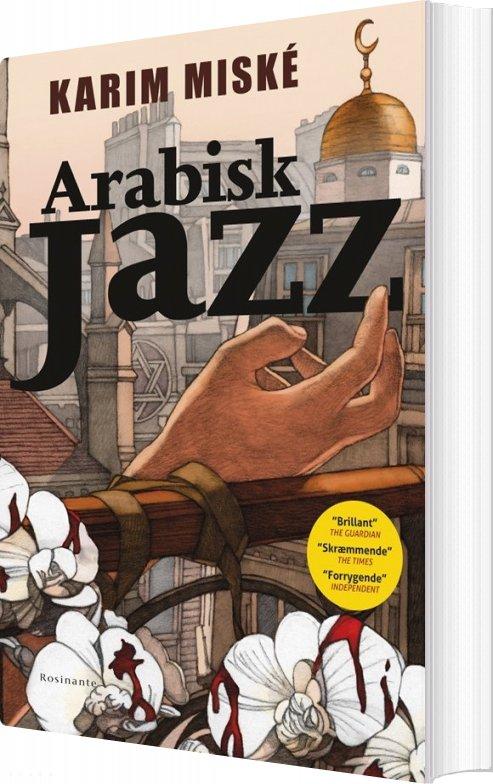 Image of   Arabisk Jazz - Karim Miské - Bog