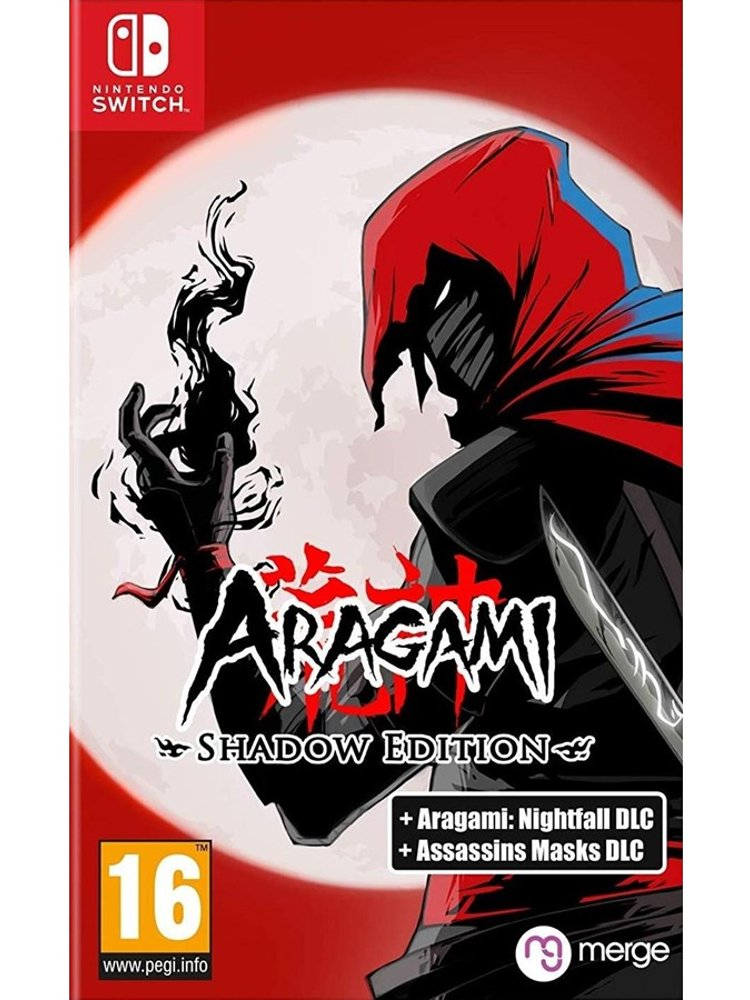 Image of   Aragami - Shadow Edition - Nintendo Switch