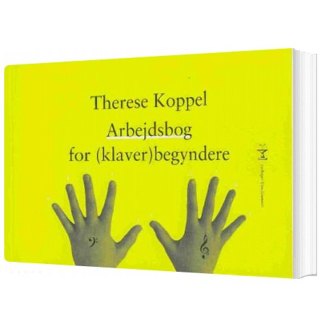 Image of   Arbejdsbog For (klaver)begyndere - Therese Koppel - Bog