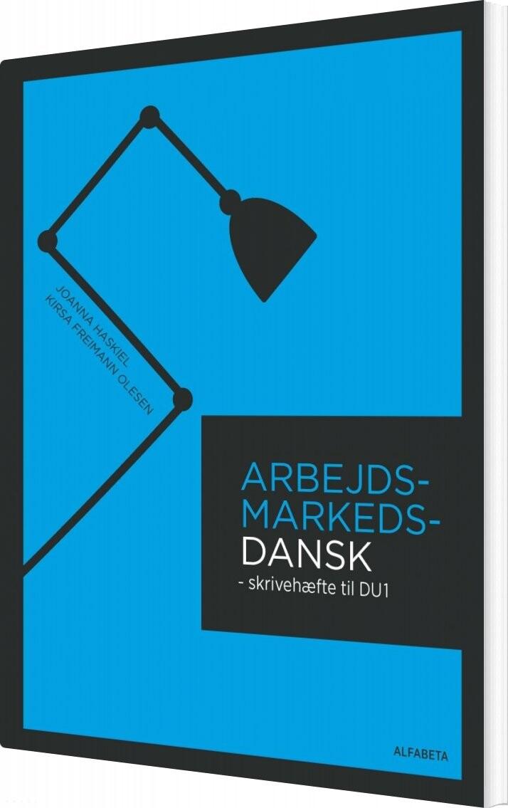 Image of   Arbejdsmarkedsdansk - Kirsa Freimann Olesen - Bog