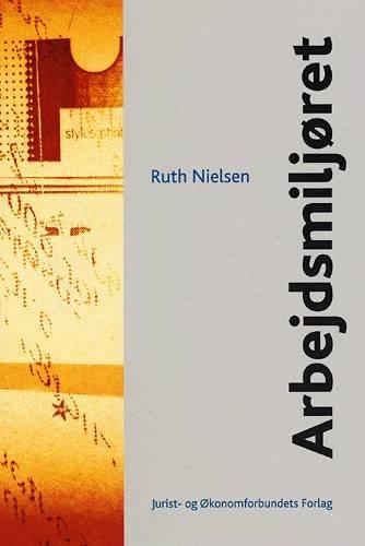 Image of   Arbejdsmiljøret - Nielsen R - Bog