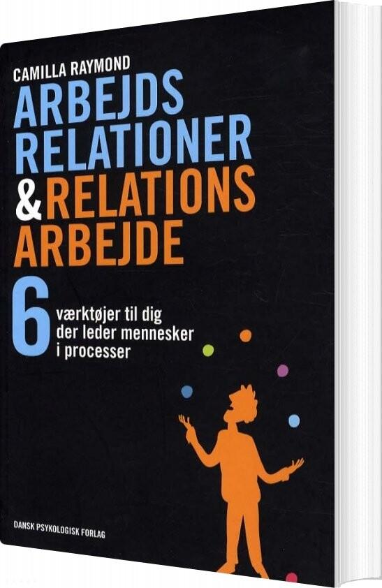 Billede af Arbejdsrelationer & Relationsarbejde - Lone Spliid - Bog