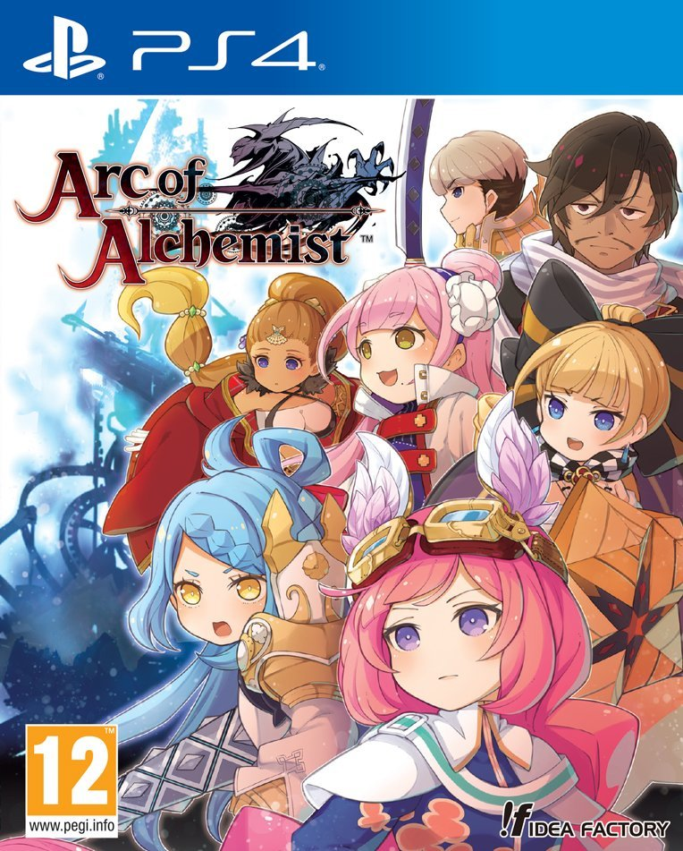 Image of   Arc Of Alchemist - PS4