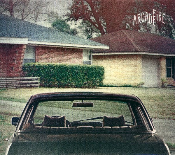 Image of   Arcade Fire - The Suburbs - CD