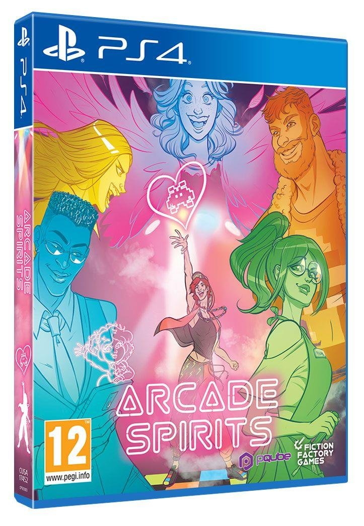 Image of   Arcade Spirits - PS4