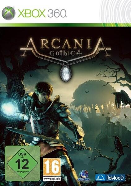 Image of   Arcania: Gothic 4 - Xbox 360