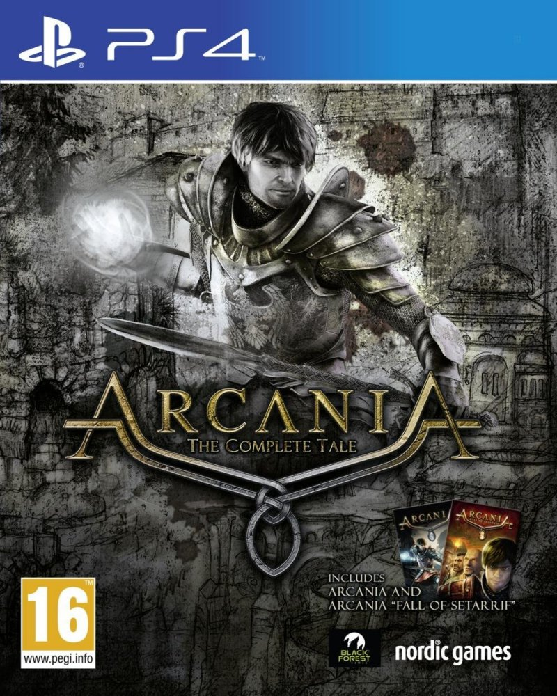 Image of   Arcania: The Complete Tale - PS4