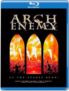 Billede af Arch Enemy - As The Stages Burn - Blu-Ray