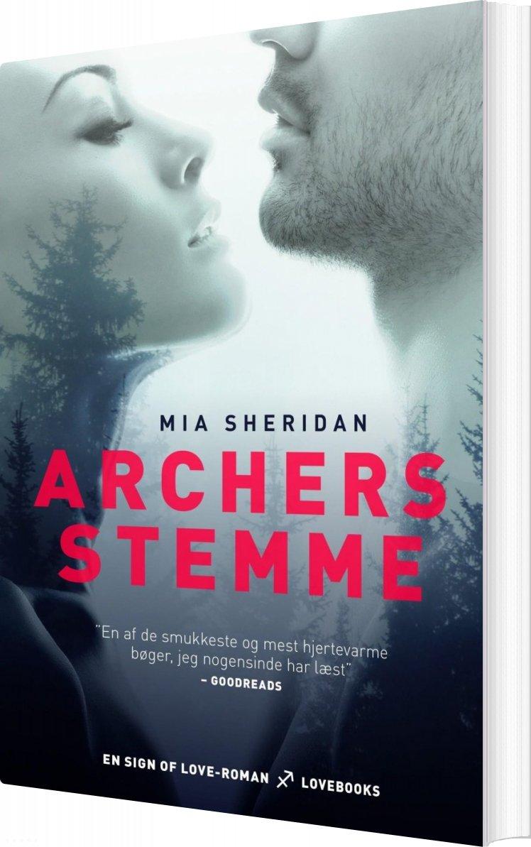 Archers Stemme - Mia Sheridan - Bog