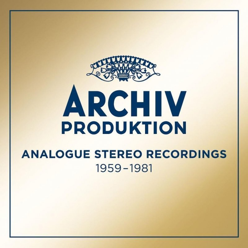 Archiv Produktion Vol. 2 - CD