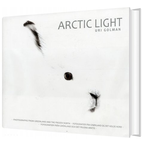 Image of   Arctic Light - Uri Golman - Bog