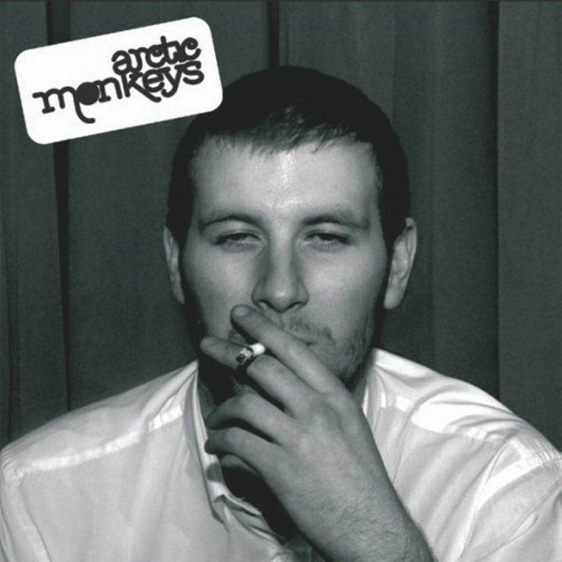 Image of   Arctic Monkeys - Whatever People Say I Am Thats What Im Not - CD