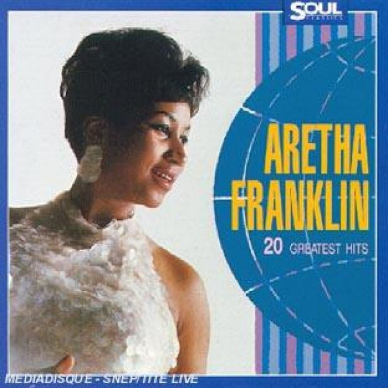 Image of   Aretha Franklin - 20 Greatest Hits - CD