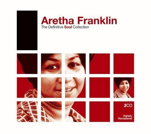 Image of   Aretha Franklin - The Definitive Soul Collection - CD