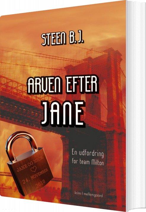 Image of   Areven Efter Jane - Steen B..j - Bog