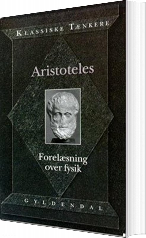 Image of   Aristoteles Forelæsning Over Fysik - Aristoteles - Bog