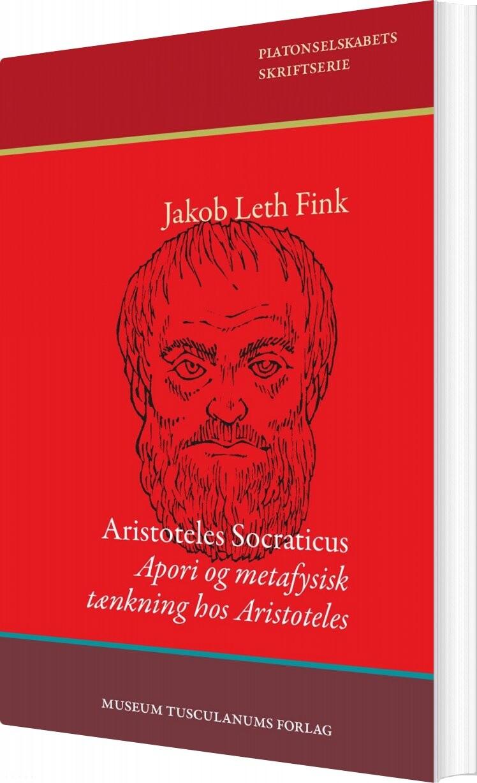 Image of   Aristoteles Socraticus - Jakob Leth Fink - Bog