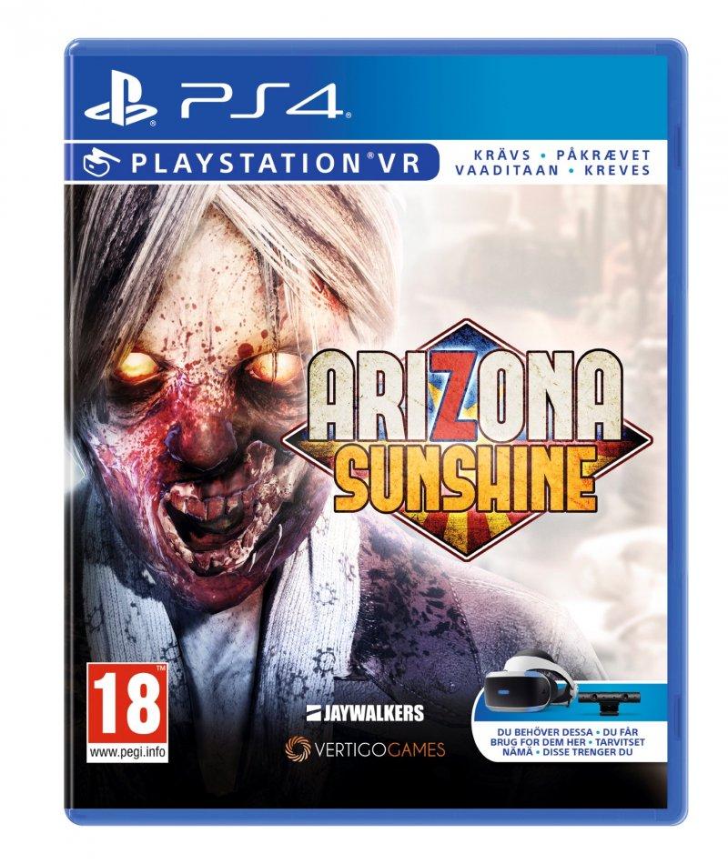 Image of   Arizona Sunshine - Psvr - Nordic - PS4