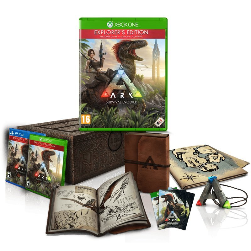 Image of   Ark: Survival Evolved - Collectors Edition - Xbox One