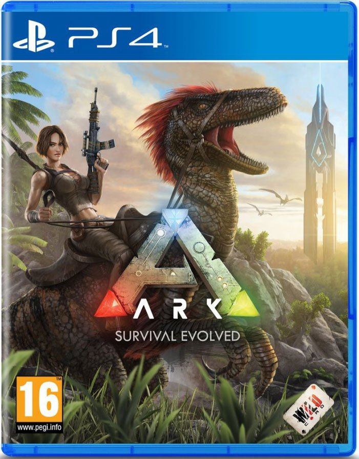 Image of   Ark: Survival Evolved - PS4