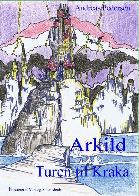 Arkild-3 - Andreas Pedersen - Bog