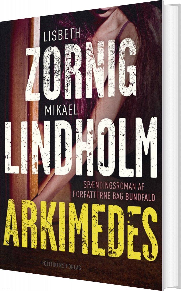Image of   Arkimedes - Mikael Lindholm - Bog