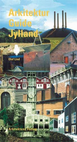 Image of   Arkitektur Guide Jylland - Olaf Lind - Bog