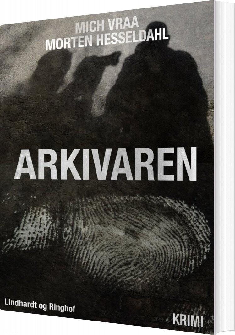 Image of   Arkivaren - Morten Hesseldahl - Bog