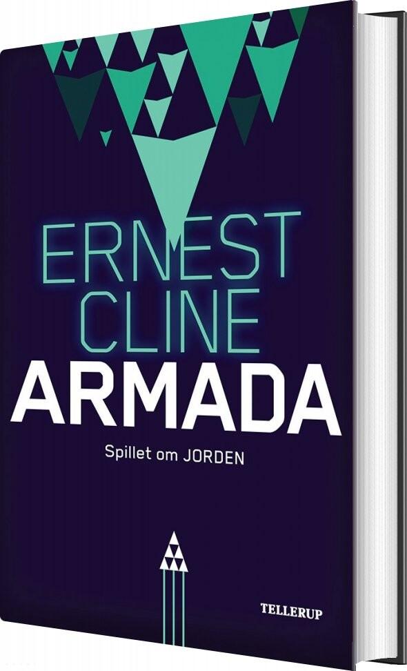 Image of   Armada - Spillet Om Jorden - Ernest Cline - Bog