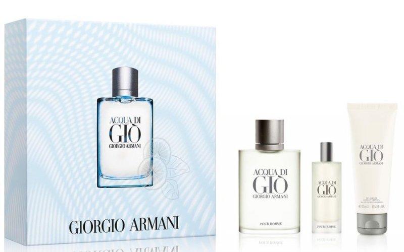 Image of   Gaveæske: Armani Acqua Di Gio For Men