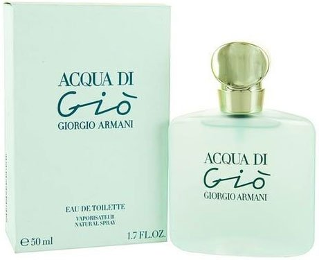 Image of   Armani Edt - Acqua Di Gio - 50 Ml.