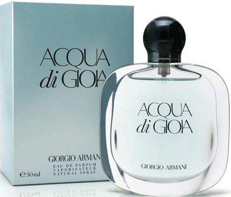 Image of   Armani Acqua Di Gioia - Eau De Parfum - 50 Ml.