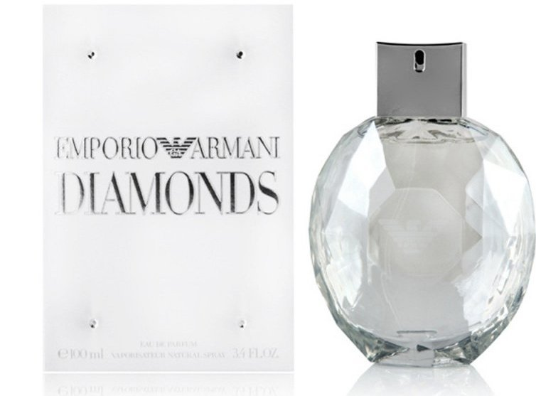 Image of   Armani Edt - Diamonds For Women - 30 Ml.