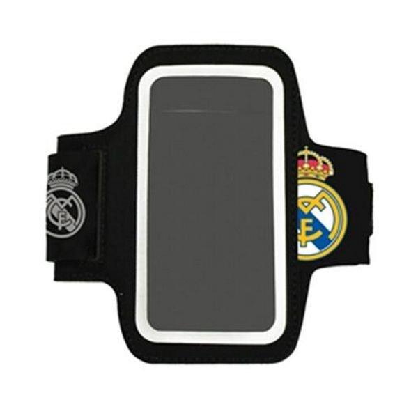 Image of   Armbånd Til Mobil - Real Madrid - Sort