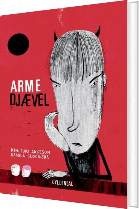 Billede af Arme Djævel - Kim Fupz Aakeson - Bog