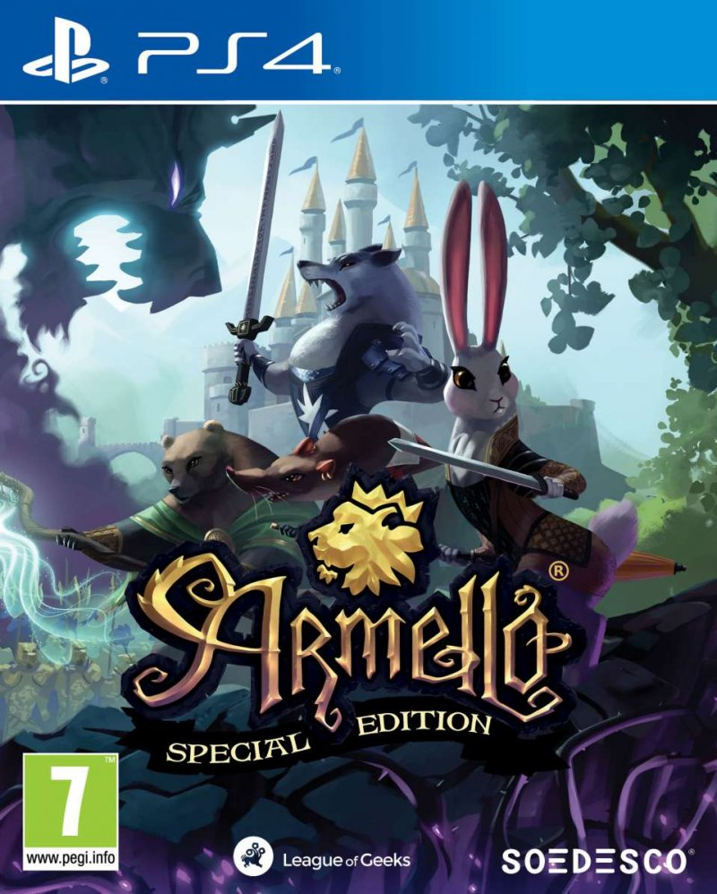 Image of   Armello - Special Edition - PS4