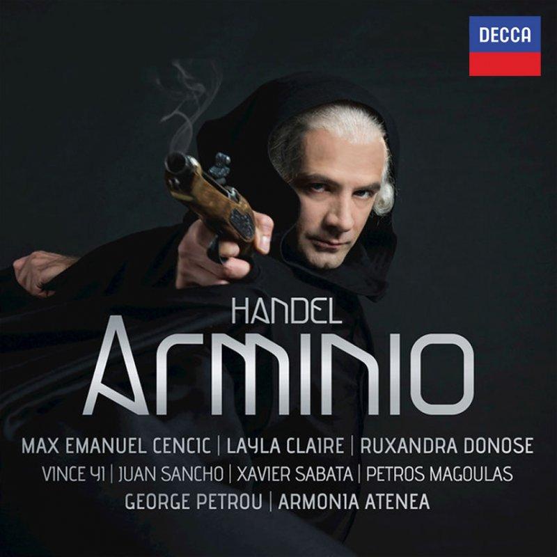 Image of   Cencic Max Emmanuel Cencic - Arminio - CD