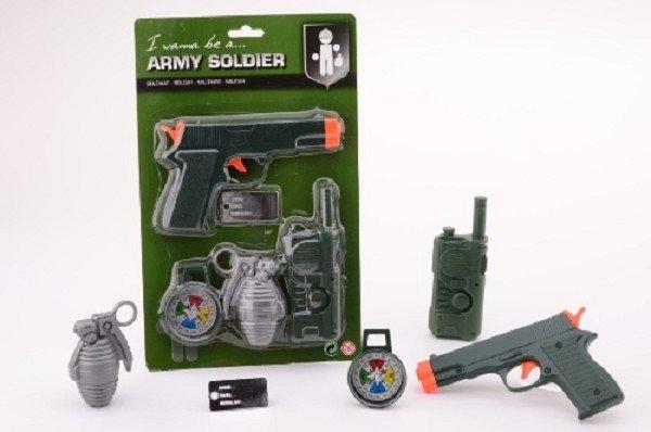 Efterstræbte Militær Legetøj → Køb billigt her PN-97