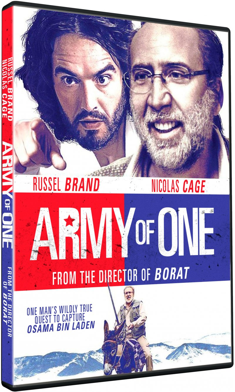 Image of   Army Of One - DVD - Film