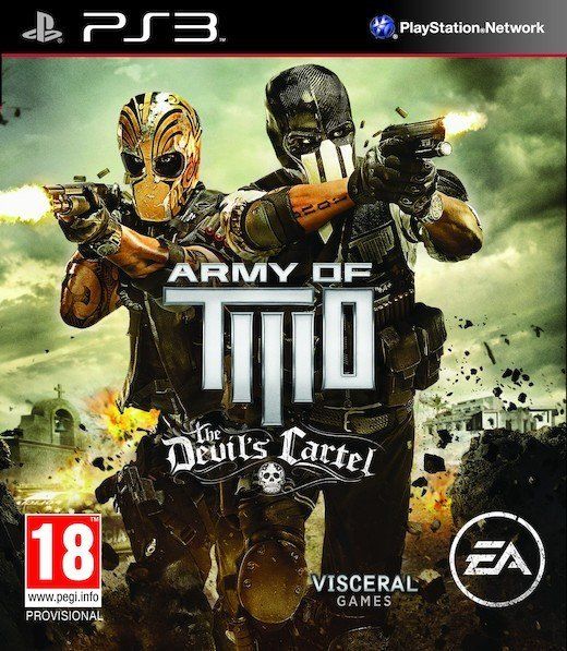 Image of   Army Of Two: The Devils Cartel - PS3