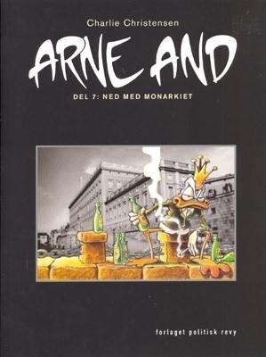 Image of   Arne And, Del 7 - Charlie Christensen - Tegneserie